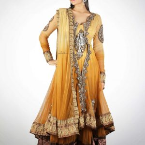 anarkali-with-jacket