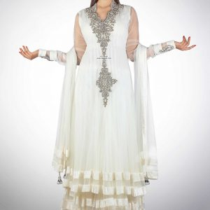 floor-length-anarkali-white-layered