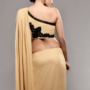 Stitched_gown_saree