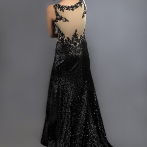 black_red-carpet_dress_back