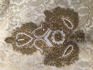 Gown motif