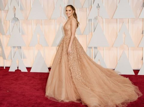 JLO Ball Gown