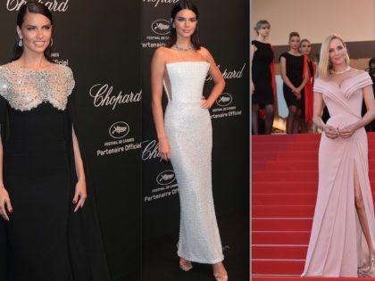 Check out Best Dressed Celebs at Cannes 2017 Film Festival