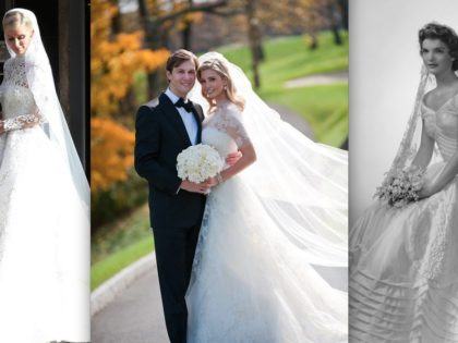 5 Celebrity Brides With Timeless Bridal Gowns