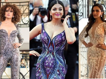 What Bollywood wore at Cannes 2018