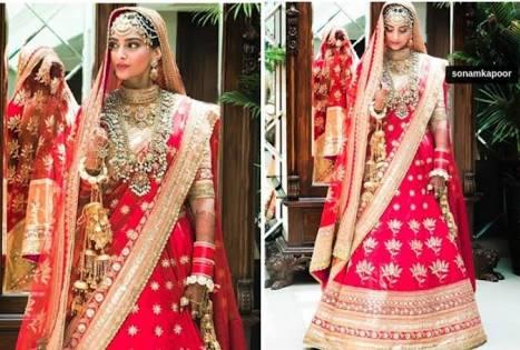 Sonam Kapoor on her wedding