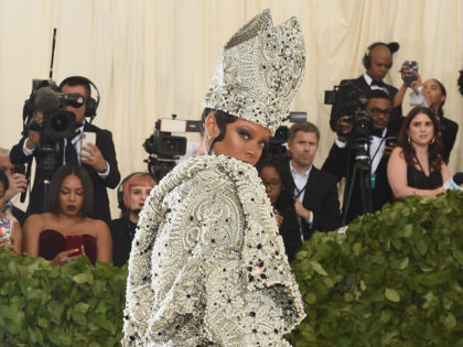 The Best Dressed at the MET GALA 2018