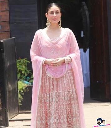 Kareena Kappor at Sonam Kapoors wedding