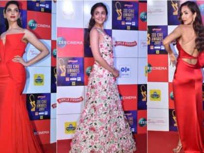 Best Dressed at the Zee Cine Awards 2019